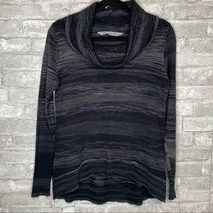 Athleta Cowl Neck Wool Blend Sweater Medium
